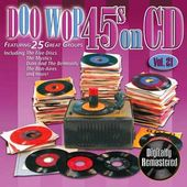 Doo Wop 45s On CD, Volume 21