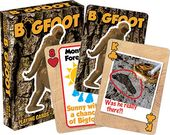 Bigfoot - Playing Cards