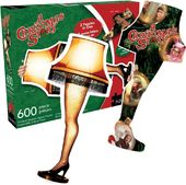 A Christmas Story - 2-Sided, Shaped Puzzle