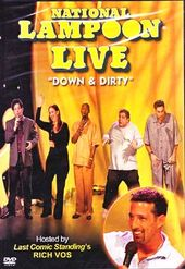 National Lampoon Live - Down And Dirty