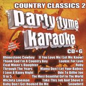 Party Tyme Karaoke: Country Classics, Volume 2