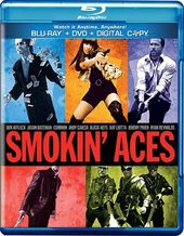 Smokin' Aces (Blu-ray + DVD)