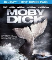 Moby Dick (Blu-ray + DVD)