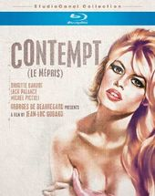 Contempt (Blu-ray)