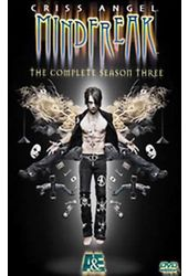 Criss Angel: MindFreak - Complete Season 3 (3-DVD)
