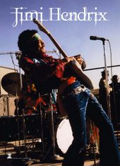 Jimi Hendrix - On Stage - Flag / Poster / Scarf