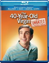 The 40-Year-Old Virgin (Blu-ray + DVD)
