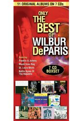 Only the Best of Wilbur DeParis (7-CD)