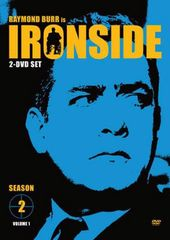 Ironside - Season 2 - Volume 1 (2-DVD)