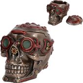 Steampunk Skull - Box