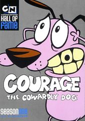 Courage the Cowardly Dog - Season 1 (2-DVD)