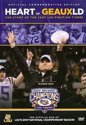 Football - Heart of Geauxld: Story of the 2007