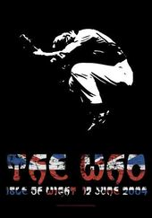 The Who - Isle of Wight: Flag / Poster / Scarf