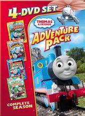 Thomas & Friends - Adventure Pack (4-DVD)