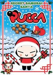 Pucca - Secret Samurai Santa