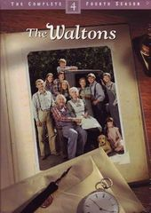 The Waltons - Complete 4th Season (5-DVD)
