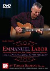 Tommy Emmanuel - Emmanuel Labor [Instructional