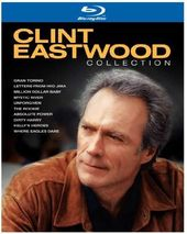 Clint Eastwood Collection (Blu-ray, Collector's