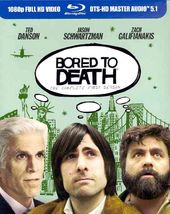 Bored to Death - Complete 1st Season (Blu-ray)
