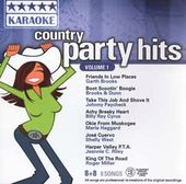 Country Party Hits, Volume 1