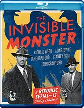 The Invisible Monster (Blu-ray)