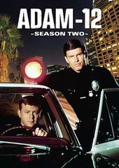 Adam-12 - Complete 2nd Season (4-DVD)