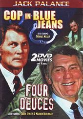 Jack Palance Double Feature: Cop in Blue Jeans /