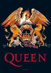 "Queen - Crown: Flag / Poster / Scarf (30""x40"")"