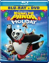 Kung Fu Panda Holiday (Blu-ray + DVD)