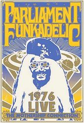 Parliament Funkadelic - The Mothership