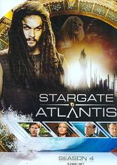 Stargate: Atlantis - Season 4 (5-DVD)