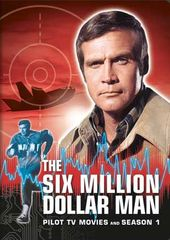 The Six Million Dollar Man - Pilot, TV Movies,