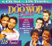 Only the Best of Doo Wop Duos (6-CD)