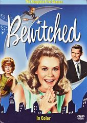 Bewitched - Complete 1st Season (4-DVD/Colorized)