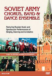 Soviet Army, Chorus Band and Dance Ensemble