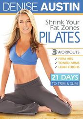 Denise Austin - Shrink Your Fat Zones - Pilates