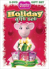 Angelina Ballerina - Holiday Gift Set (3-DVD)