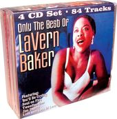 Only the Best of LaVern Baker (4-CD Bundle Pack)