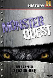 Monster Quest - Complete Season 1 (4-DVD)