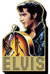 Elvis Presley - 68' Special - Chunky Magnet