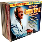 Only The Best of Count Basie (6-CD)