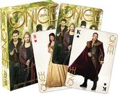 Once Upon A Time- Playing Cards