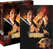 Harry Potter - Chamber of Secrets - 500pc Puzzle