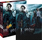 Harry Potter - Goblet of Fire - 500pc Puzzle