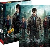 Harry Potter - Deathly Hallows Pt. 2 - 500pc