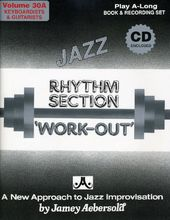 Jazz Rhythm Section Workout, Volume 1