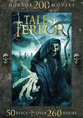 Tales of Terror: 200 Horror Movies [Box Set]
