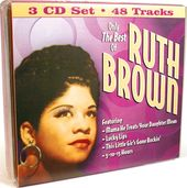 Only The Best of Ruth Brown (3-CD)