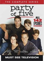 Party of Five - Complete Series (24-DVD)