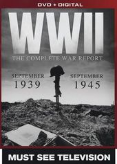 WWII: The Complete War Report (19-DVD)